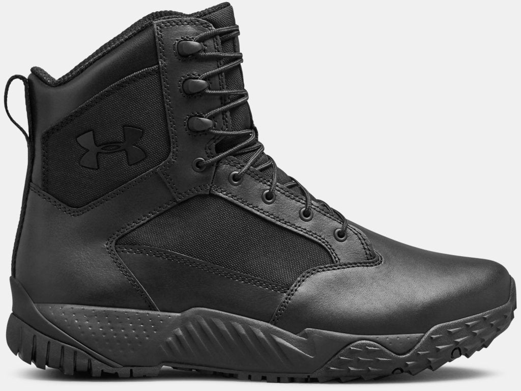 Under Armour Stellar TAC Waterproof Boot - red-diamond-uniform-police-supply
