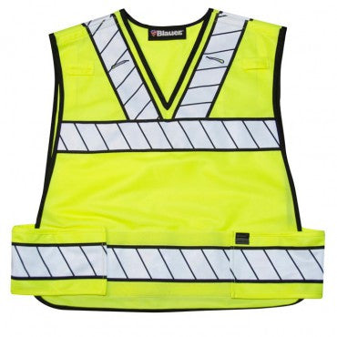 Blauer BREAKAWAY SAFETY VEST - Red Diamond Uniform & Police Supply