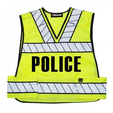 Blauer BREAKAWAY SAFETY VEST - red-diamond-uniform-police-supply