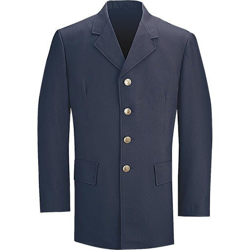 Flying Cross Mens Single Breasted Dress Coat - Red Diamond Uniform & Police Supply
