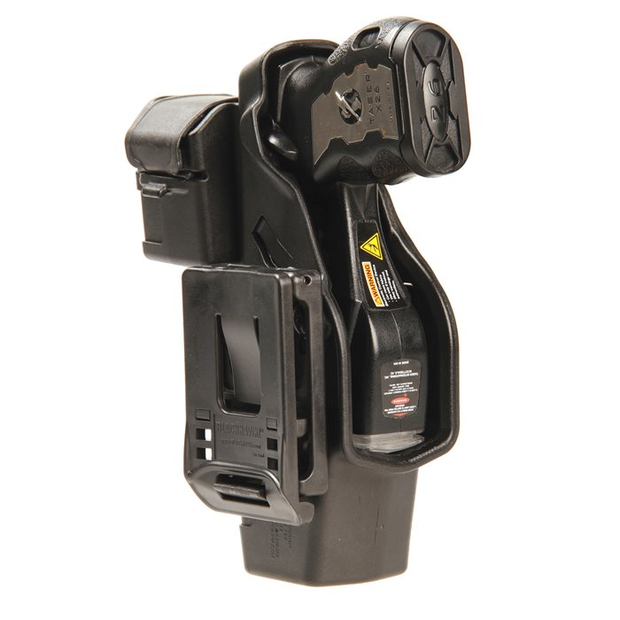 Blackhawk TASER® X-26 Level 2 Duty Holster - Red Diamond Uniform & Police Supply