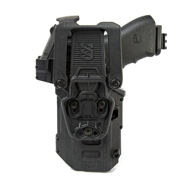 BLACKHAWK! T-Series L3D Level 3 Light Bearing Red Dot Sight (RDS) Duty Holster