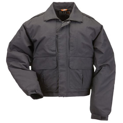 5.11 Tactical Double Duty Jacket - red-diamond-uniform-police-supply