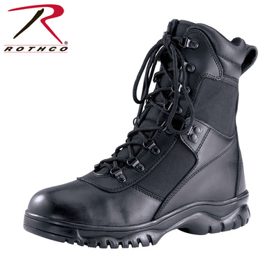 "Rothco 8"" Forced Entry Waterproof Tactical Boot - red-diamond-uniform-police-supply"
