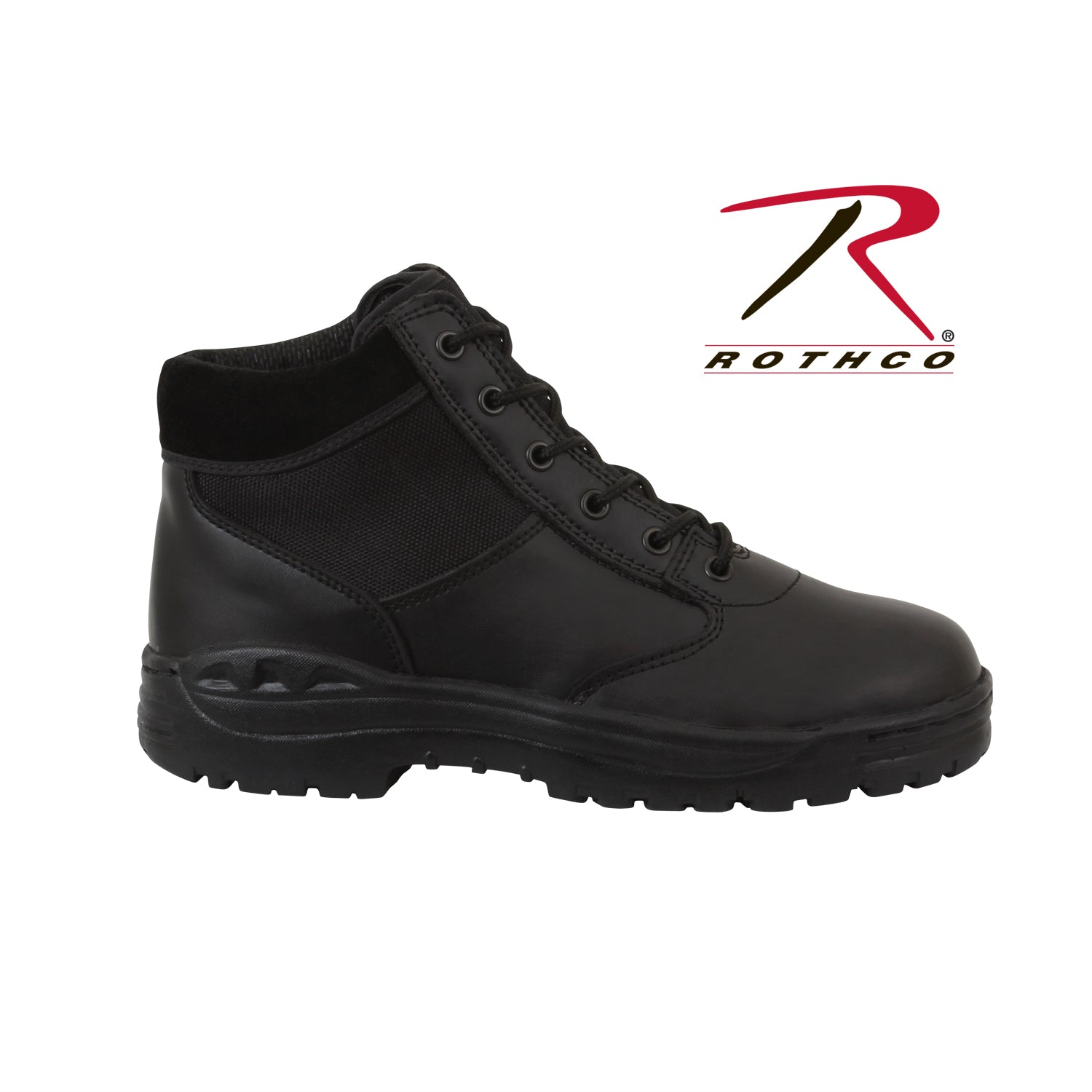 Rothco Forced Entry Security Boot / 6'' - red-diamond-uniform-police-supply