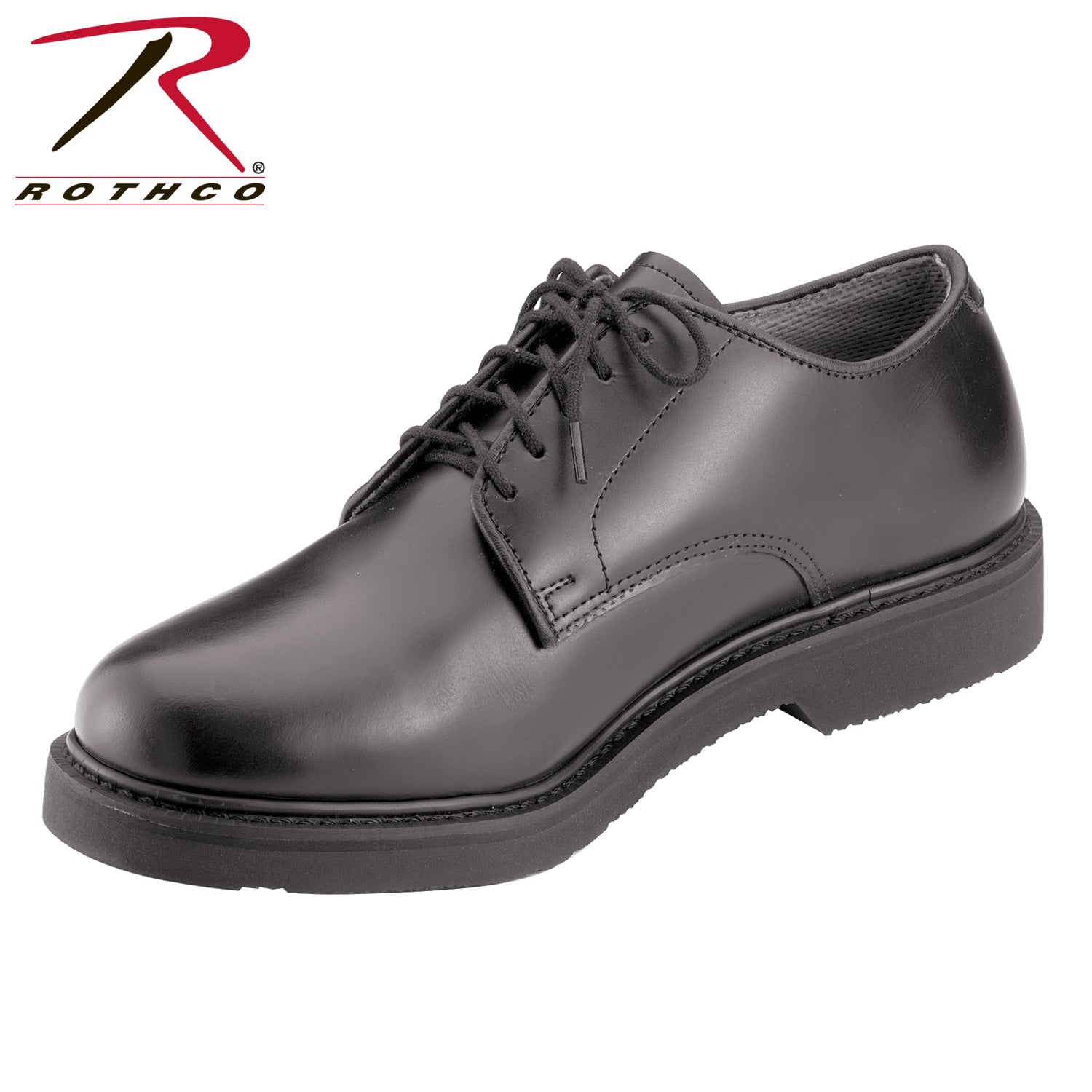 Rothco Military Uniform Oxford Leather Shoes - red-diamond-uniform-police-supply