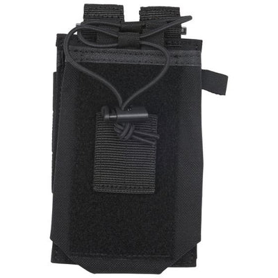 5.11 Tactical Radio Pouch - red-diamond-uniform-police-supply