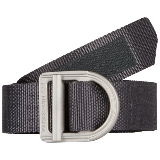 "5.11 Tactical 1.5"" Trainer Belt - Red Diamond Uniform & Police Supply"