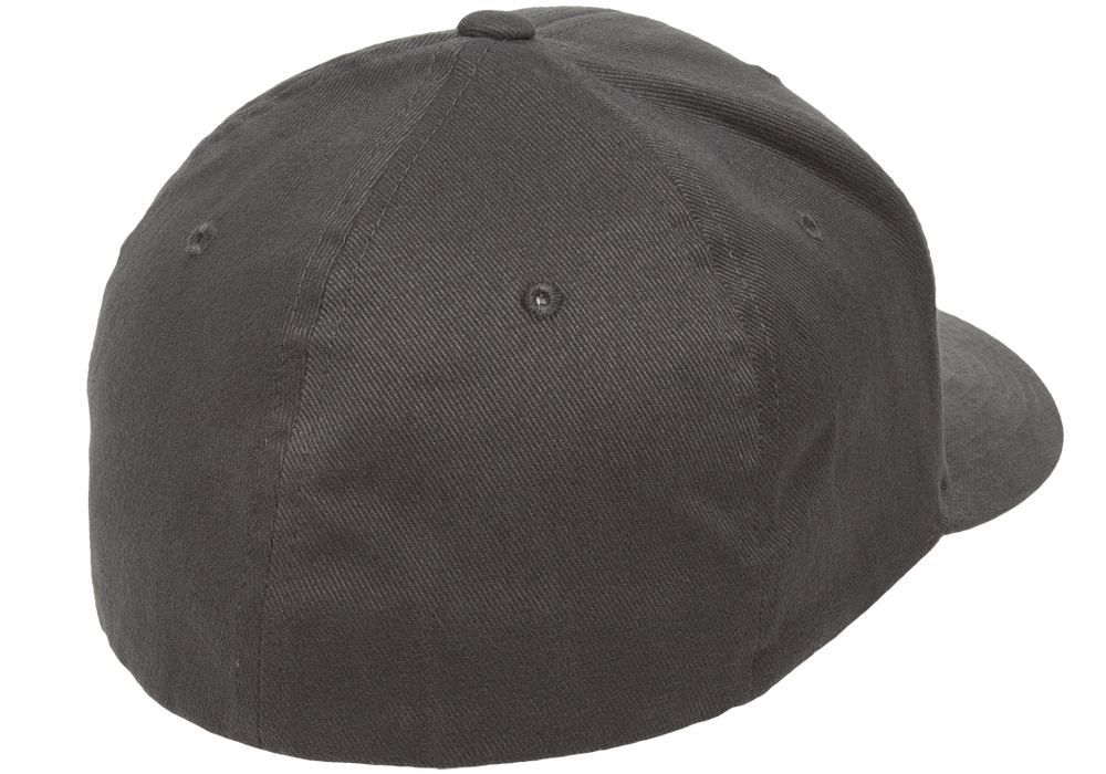 Flexfit Brushed Twill Cap 6377 - Red Diamond Uniform & Police Supply