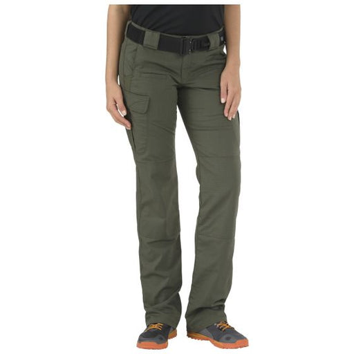 5.11 Women's 5.11 Stryke™ Pant - Black & TDU Green - Red Diamond Uniform & Police Supply