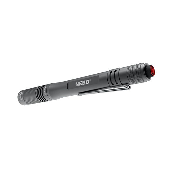 Nebo INSPECTOR 180 lumen waterproof pocket pen light - Red Diamond Uniform & Police Supply