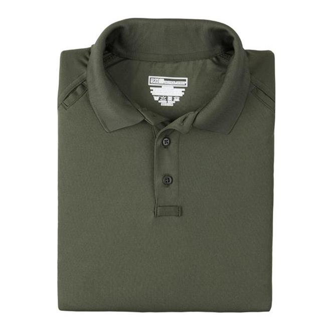 1df5565d8 5.11 Tactical Performance Short Sleeve Polo - red-diamond-uniform-police- supply