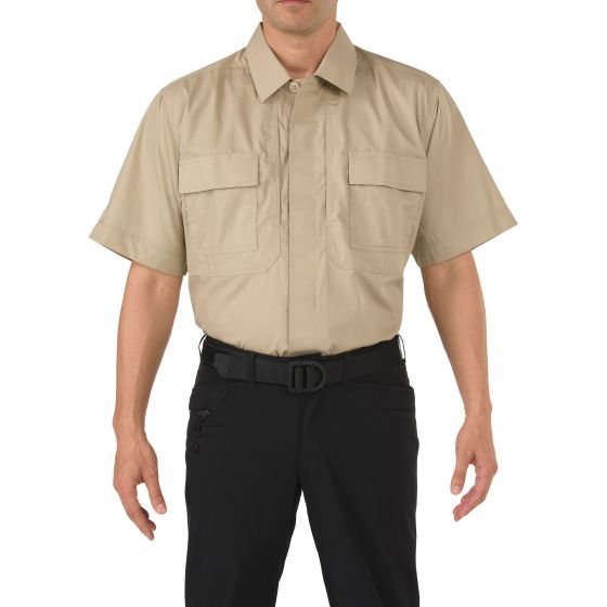 5.11 Tactical TACLITE® TDU® Short Sleeve Shirt - Red Diamond Uniform & Police Supply