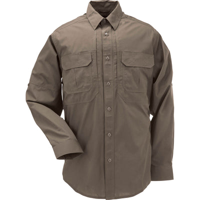 5.11 Tactical Taclite® Pro Long Sleeve Shirt - red-diamond-uniform-police-supply