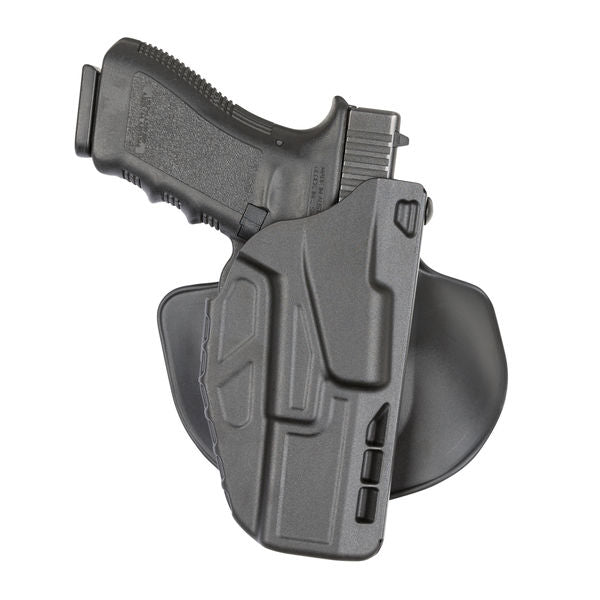 Safariland Model 7378 7TS™ ALS® Concealment Paddle/Belt Loop Combo Holster - red-diamond-uniform-police-supply