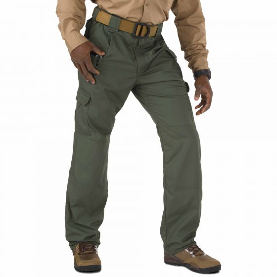 5.11 Tactical Taclite® Pro Pant - TDU Green & Tundra - red-diamond-uniform-police-supply