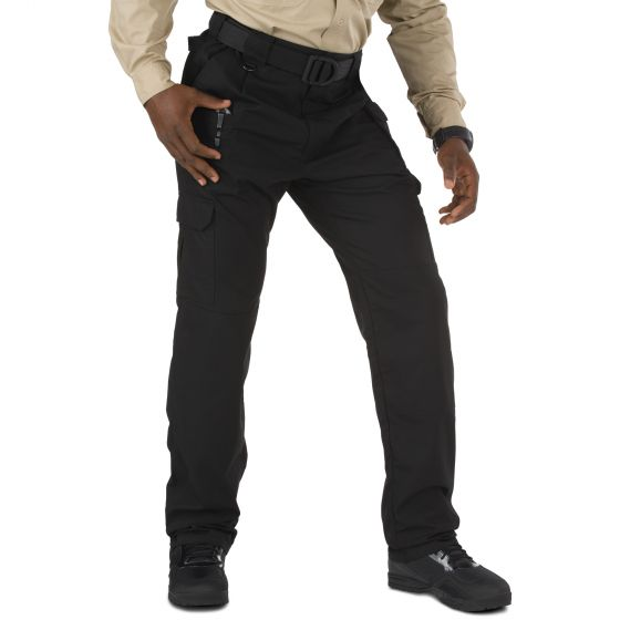 5.11 Tactical Taclite® Pro Pant - Black & Charcoal - Red Diamond Uniform & Police Supply