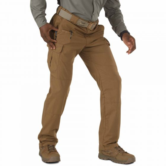 5.11 Tactical Stryke™ Pant - Dark Navy & Battle Brown - red-diamond-uniform-police-supply
