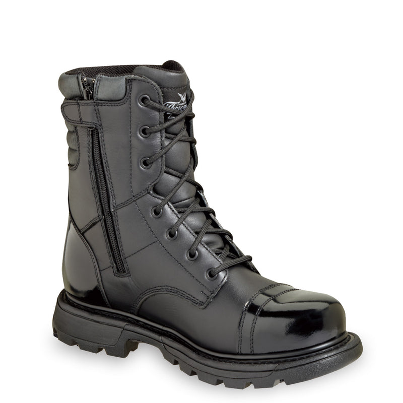 Thorogood GEN-FLEX2™ SERIES- 8″ TACTICAL SIDE ZIP JUMP BOOT - red-diamond-uniform-police-supply