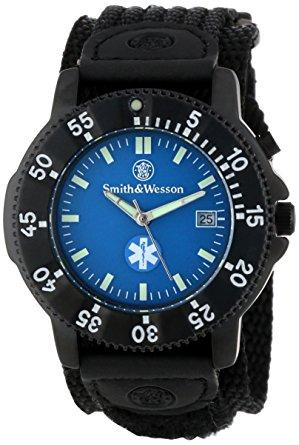 Smith & Wesson EMS/EMT Watch - red-diamond-uniform-police-supply