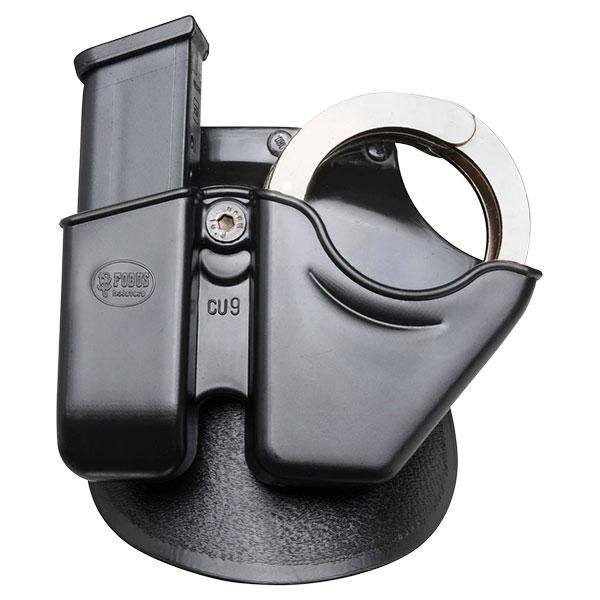 FOBUS Cuff/Mag Holder - Red Diamond Uniform & Police Supply