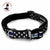 DOG COLLAR - STARS AND STRIPES THIN BLUE LINE