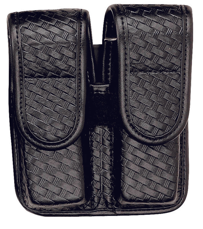 BIANCHI Model 7902 Double Magazine Pouch - red-diamond-uniform-police-supply