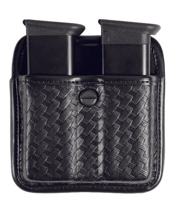 BIANCHI Model 7922 Triple Threat™ II Double Magazine Pouch - Red Diamond Uniform & Police Supply
