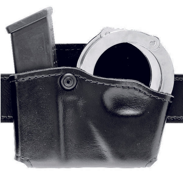 Safariland Model 573 Open Top Magazine and HandCuff Pouch
