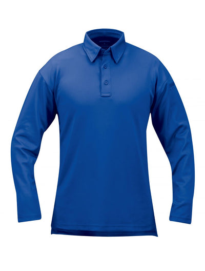 Propper Men's I.C.E.® Performance Polo - Long Sleeve - red-diamond-uniform-police-supply
