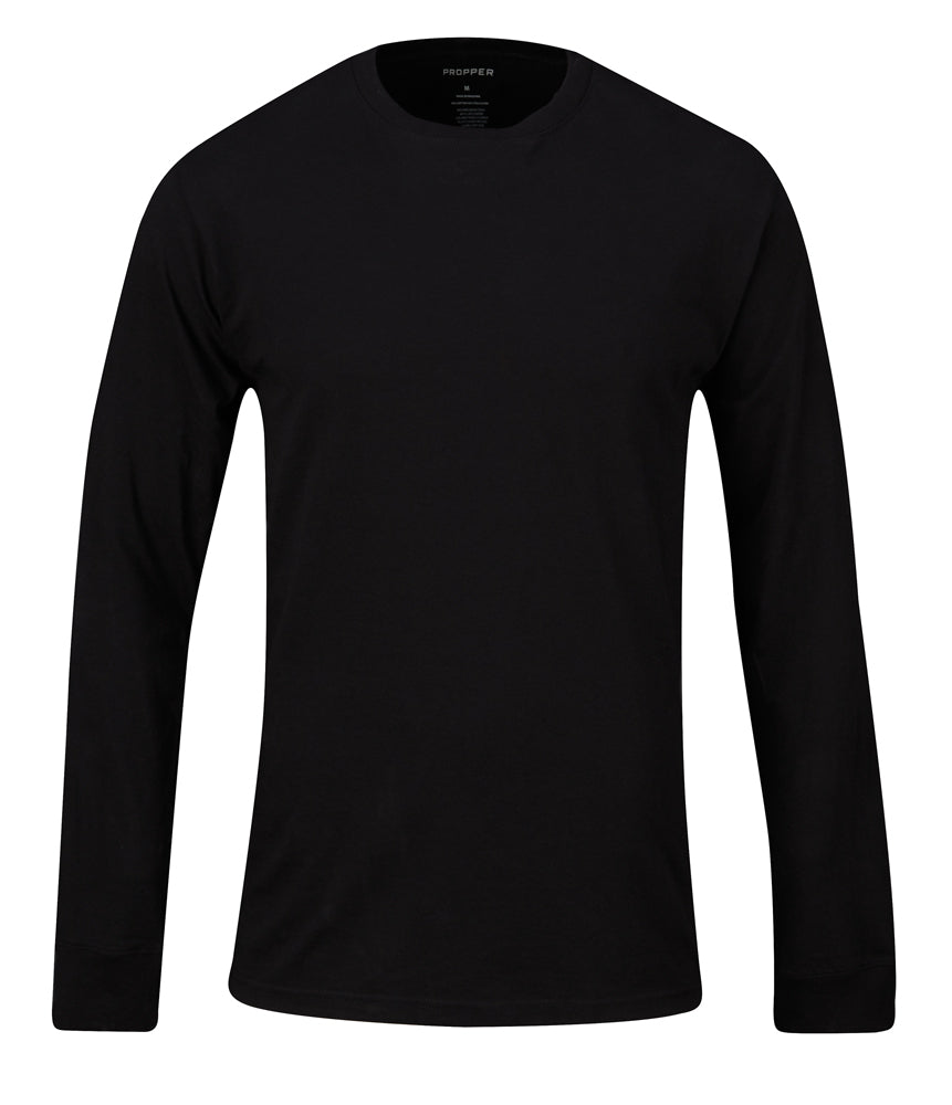 Propper® Pack 2 Long Sleeve T-Shirt - red-diamond-uniform-police-supply