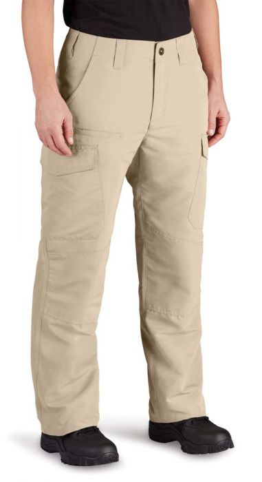 Propper® Women's EdgeTec Tactical Pant - Khaki & Black - red-diamond-uniform-police-supply