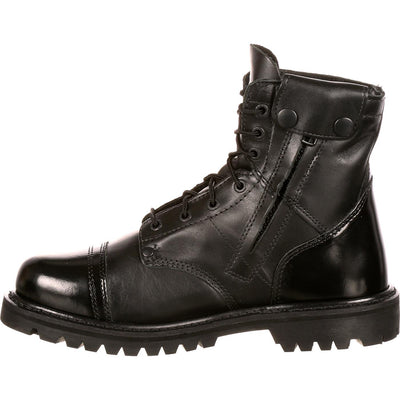 "ROCKY 7"" SIDE ZIPPER JUMP BOOT - red-diamond-uniform-police-supply"