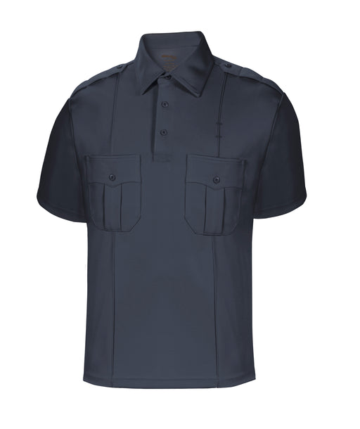 Elbeco Ufx Short Sleeve Uniform Polo Shirt - Red Diamond Uniform & Police Supply