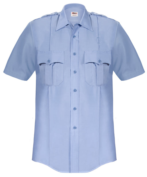 Elbeco Paragon Plus Short Sleeve Shirt - Poly / Cotton - Red Diamond Uniform & Police Supply