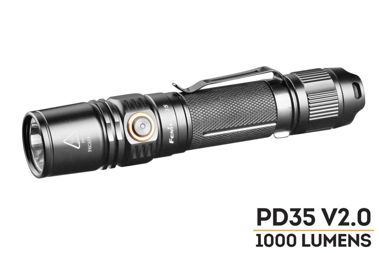 Fenix PD35 V2.0 LED Flashlight | 1000 Lumens