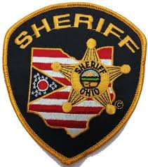 Premier Emblem Ohio Sheriff Patches - Red Diamond Uniform & Police Supply
