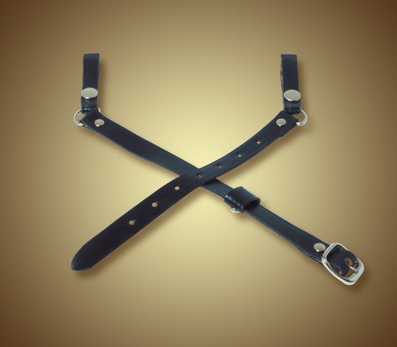 Stratton 3 Piece Leather Strap