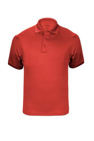 Elbeco UFX Tactical Short Sleeve Polo - red-diamond-uniform-police-supply
