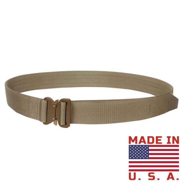 Condor Cobra Tactical Belt - US1078 - red-diamond-uniform-police-supply