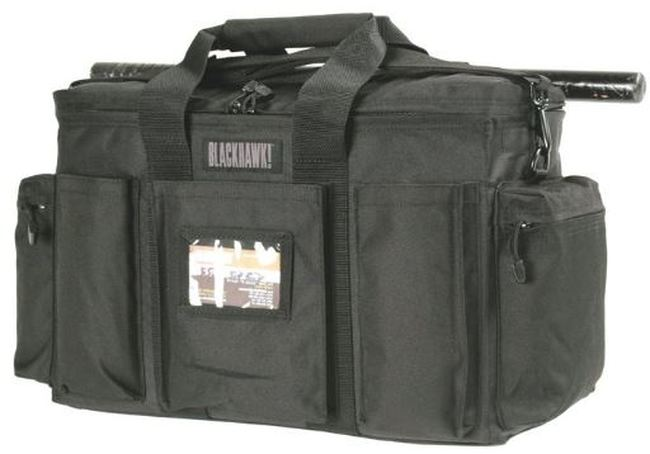 BLACKHAWK POLICE EQUIPMENT BAG - BLACK
