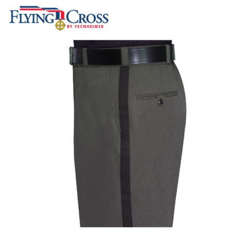 Flying Cross Men's Ohio Sheriffs Polyester Trouser - Red Diamond Uniform & Police Supply