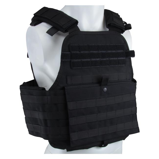 Condor MOPC Modular Operator Plate Carrier - Red Diamond Uniform & Police Supply