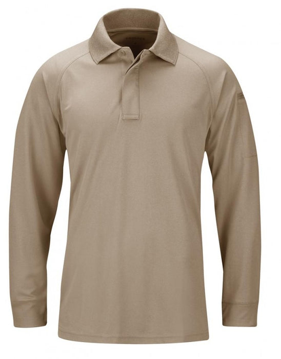 Propper® Men's Snag-Free Polo - Long Sleeve - Red Diamond Uniform & Police Supply