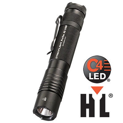 STREAMLIGHT PROTAC HL® USB FLASHLIGHT - red-diamond-uniform-police-supply