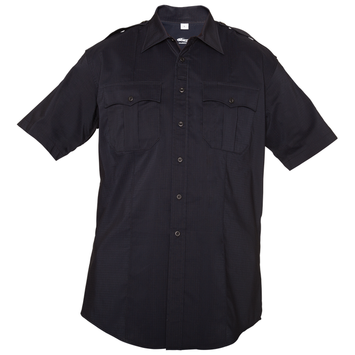 Elbeco Reflex Ripstop S/S Shirts With Zipper - Mens - Red Diamond Uniform & Police Supply