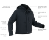 First Tactical Men's Tactix System Jacket - red-diamond-uniform-police-supply