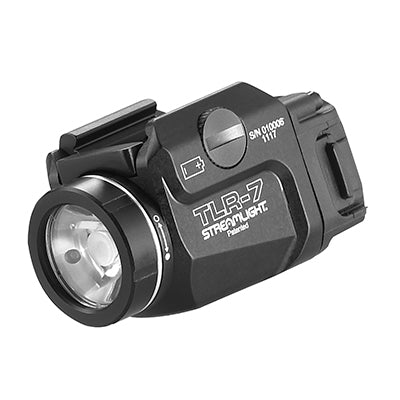 Streamlight TLR-7® LOW PROFILE GUN LIGHT - Red Diamond Uniform & Police Supply