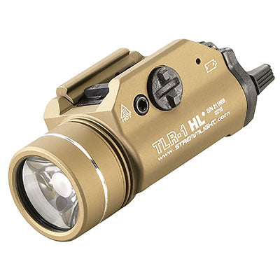 Streamlight TLR-1 HL® Gun Light - red-diamond-uniform-police-supply
