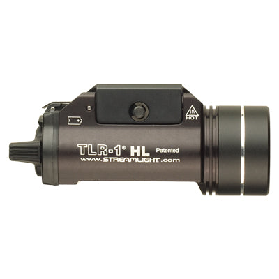Streamlight TLR-1 HL® GUN LIGHT - Red Diamond Uniform & Police Supply